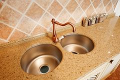 Wash basin Stock Image