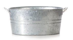 Wash basin. Isolated on white background royalty free stock image