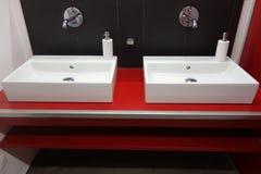 Wash basin Royalty Free Stock Photography