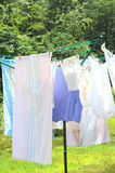 Wash day. Royalty Free Stock Photos