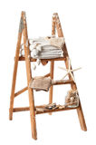 Wash Day Stepladder Stock Image