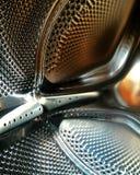 Wash machine inside Stock Photography