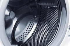 Wash-maskin Arkivbild