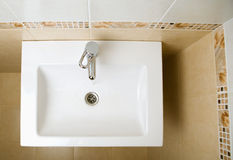Wash sink Stock Images