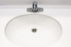 Wash sink in bathroom. Wash sink in the bathroom royalty free stock images