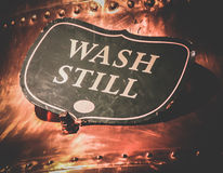 Wash Still Stock Photography