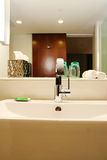 Washbasin Foto de Stock