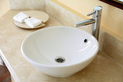 Washbasin Royalty Free Stock Photography