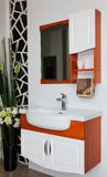 The washbasin Stock Image