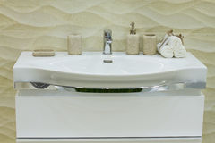 washbasin Obraz Royalty Free