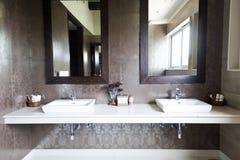 Washbasin or sink Royalty Free Stock Photo