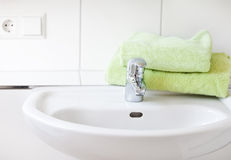 Washbasin Royalty Free Stock Photos