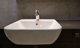A washbasin Stock Photography