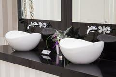 washbasins стоковые изображения