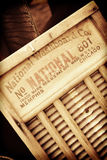 Washboard Stock Photo