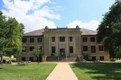 washburn университета Carnegiя Hall Стоковые Изображения