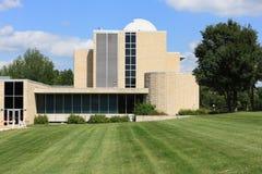 washburn университета stoffer науки залы стоковые изображения