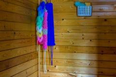 Washcloth για να πλύνει Στοκ φωτογραφία με δικαίωμα ελεύθερης χρήσης