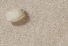 washcloth мыла Стоковое Изображение