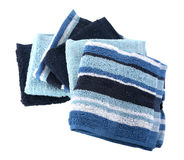 Washcloths Royalty Free Stock Images