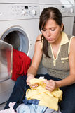 Washday Stock Photography