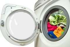 Washer. Stock Photography