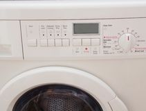 Washer Dryer Royalty Free Stock Photography