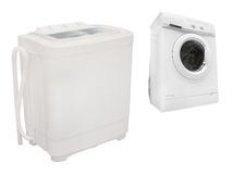 Washer Royalty Free Stock Images
