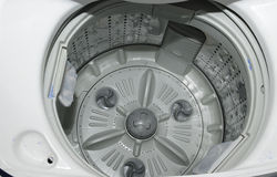 Washer machine. Royalty Free Stock Photos