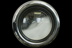 Washer Window Royalty Free Stock Photo