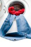 Washine machine Royalty Free Stock Photography