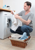 Washing Royalty Free Stock Photos