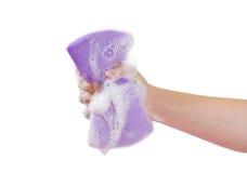 Washing. Royalty Free Stock Images