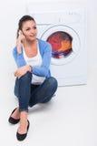 Washing Stock Photo