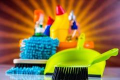 Washing concept on light background Stock Images