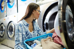 Washing dirty clothes Royalty Free Stock Photos