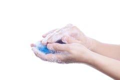 Washing hands Royalty Free Stock Photos