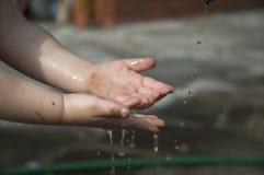 Washing hands Royalty Free Stock Image