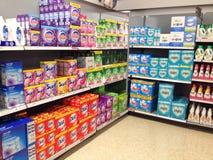 Washing or laundry powder. Royalty Free Stock Image