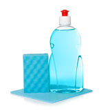 Washing liquid Royalty Free Stock Photo