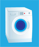 Washing machine Royalty Free Stock Photo