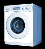 Washing Machine. 3D Moddeling Stock Photos
