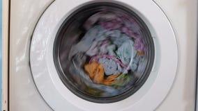 Washing Machine stock video
