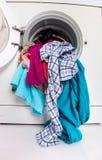 Washing machine Royalty Free Stock Photography