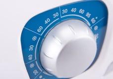 Washing machine control panel Stock Photography