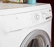 Washing Machine Control Panel Stock Photography