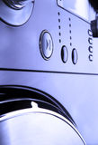 Washing machine control pannel Stock Images