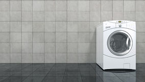 Washing machine Royalty Free Stock Photos