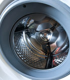 Washing machine detail Royalty Free Stock Image