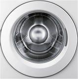 Washing machine door Royalty Free Stock Photography